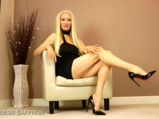 red hot fetish femdom porn | Feet – Goddess Saffron – Bow to My Legs | legs