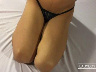 Taped Nips Pantie Aside Sex
