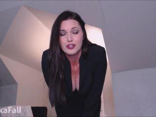 File Anika Fall - Interrogation Edging