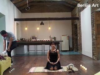 Shibari Erotic Performance BDSM with Berilio Art Shibari