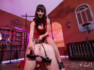 ClubDom - Lexi Luna - Lexi Punishes And Degrades!!!