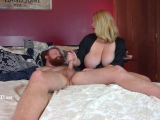 Online tube Annabelle Rogers in Handjob massage and facial cum