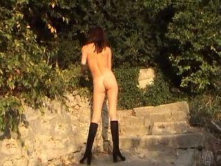 Thin panties