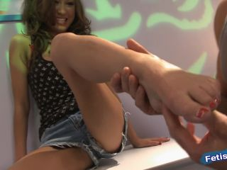 7261 Petite Asian Teen Gets her Tight Pussy Stretched by Roommates Big ...