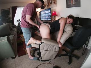 Shy amateur girlfriend with big ass gets fucked - TuberTots