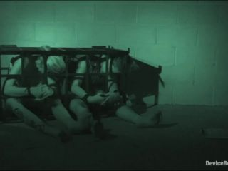 [Trina Michaels ] Rain Degre, Trina Michaels Live - January 2, 2009