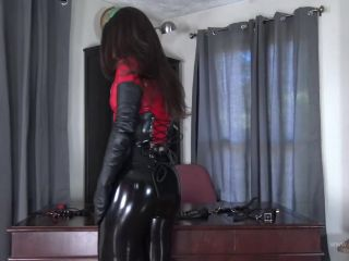00271 Rubber Dolls Latex Fetish Skin