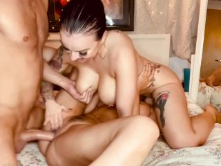 Only Fans - Threesome date with Oliver!!!