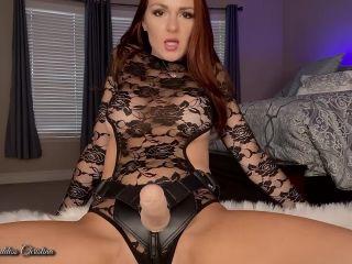Goddess Christina - My Little Cock Sucker!!!