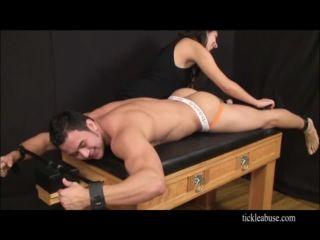 Joey cuffed tickled!?