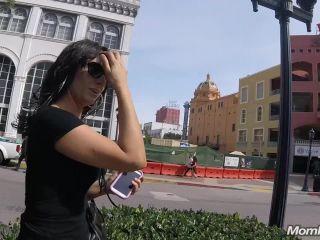Mompov.com - Amber - Resident MILF BTS