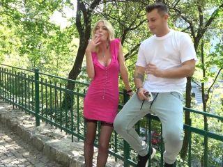 Mature.nl presents Nina Blond (49)(MILF porn)