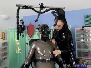 Lady Mephista - Invasive Latex Medical