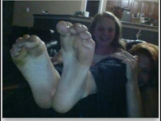 Chatroulette Feet