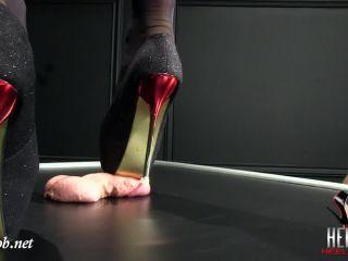 Black Glitter Pumps – Heel Slut!!!