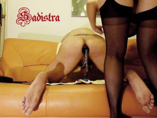 2761 Mistress Sadistras Slut Ass Training