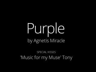 Agnetis Miracle - Purple