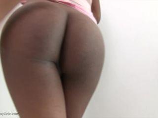 Ladyboy Geeta - Blindfolded Ass Lick Bred Teen