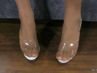 sissy maid femdom cumshot | Jbvideo – RAVEN ROCKETTE – FOOT TEASE | jerkoff