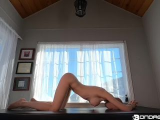 rachel Greyhound, Lita Lecherous - Yoga With Greyhound (1 6