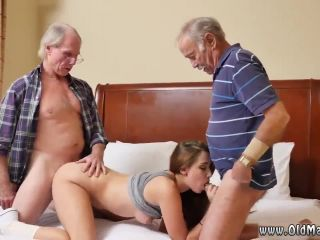 Arab old man and latina old guy and retro old man and old creep xxx!