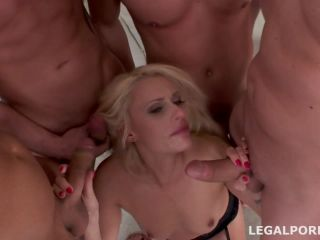 anal 14 Brittany Love (7 on 1 Gang Bang. ing Drinking Prolapse DAP. Brittany Love got Plastered GIO016), dap on anal porn