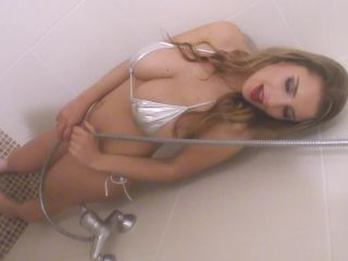 Katarina Angel - Sexy Silver Shower 1 - FullHD