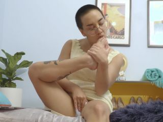 Anna Thorn - Anna Thorn Foot Fancy [GirlsOutWest / FullHD / 1080p] on anal porn giantess anal vore