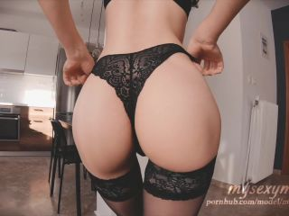 MySexyModel - Unexpected Creampie gives her Loud Orgasm - Airbnb Sex P ...