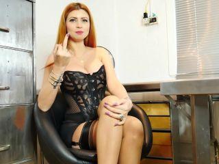 princess beverly femdom fetish porn | Glam Worship: Lilly Roma - Flip Off Jerk Game | humiliation