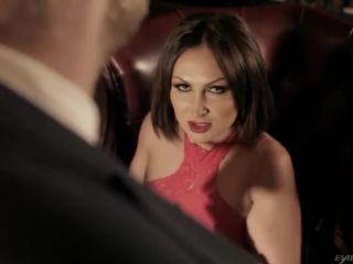 Nacho vidal in a femdom  scene