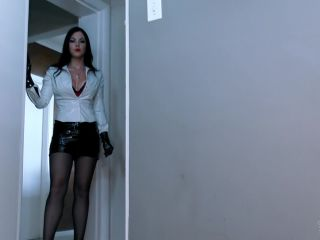 FemDom - YGK - Chained Office slave