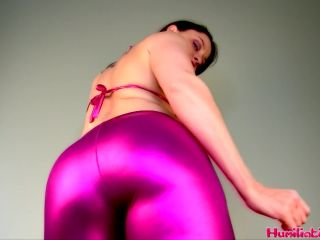 The Mistress B - Shiny Ass Manipulation