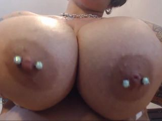 Porn tube ErikaXstacy - Big Tit Spit