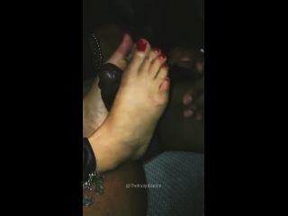 kendra james femdom femdom porn   thefootjobactor 16 12 2018 4117370 Public footjob in a car parc part 2   public
