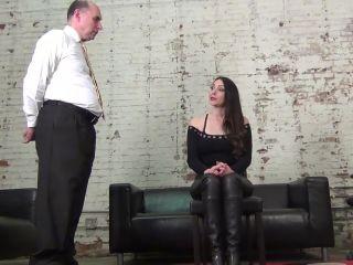Stella Liberty - Stella Corp. Performance Review, interracial lesbian bdsm on fetish porn