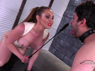 Femdom Empire - Yasmin Scott - Hung up on Pussy!!!