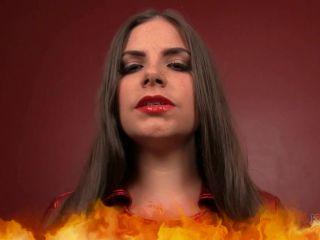 Miss Kelle Martina - The Devil is Femal!!!