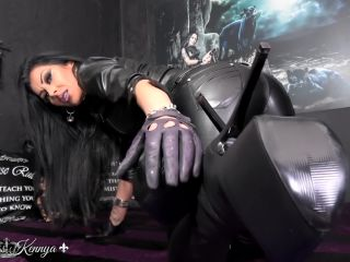 Mistress Kennya - Lick My boots on fetish porn giantess crush fetish
