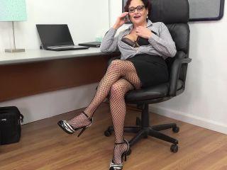 Mom Amanda At Desk