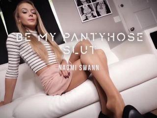 Footfetishbb – Princess Naomi Swann – My Little Pantyhose Slut