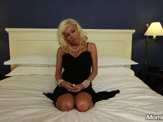 Mompov.com -  Ariana 46 year old blonde cougar loves to fuck