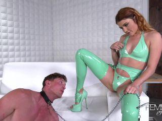 FemdomEmpire presents Adria Rae – Lick for Freedom – - femdomempire - pussy licking chichi medina femdom