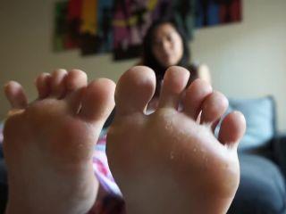 Kaedia Lang - Asian Goddess Foot Worship, thigh fetish on asian girl porn