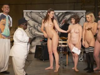 Naked Contest Dakota Skye