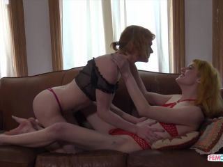 shemale porn | Evelyn Tumbles, Phoebe Faraway - Evelyn And Phoebe  | shemale on shemale