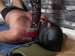 Video online Clubstiletto – Lennox's Cruel Stilettos, goddess randi femdom on femdom porn