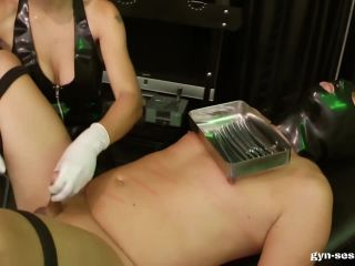 Kink Channel - Baroness Mercedes' Clinic!!!