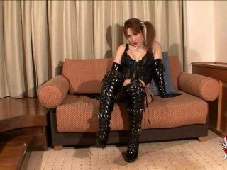 Online shemale video Mistrees Hinako