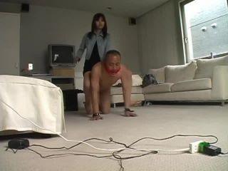 bikini fetish Japanese hotel hooker femdom humiliation part 2, femdom on japanese porn